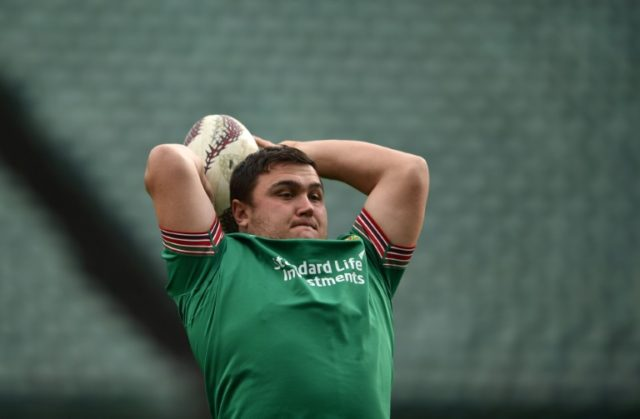 Jamie George, pictured in 2017, said individual errors led to the ill discipline that saw England lose a first Test thriller 42-39 in Johannesburg