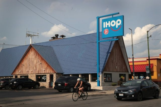 Pancakes to burgers: IHOP suffers backlash in name change