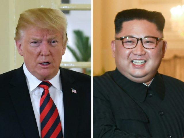 The Trump-Kim meeting will be the first ever between a serving US president and a North Korean leader