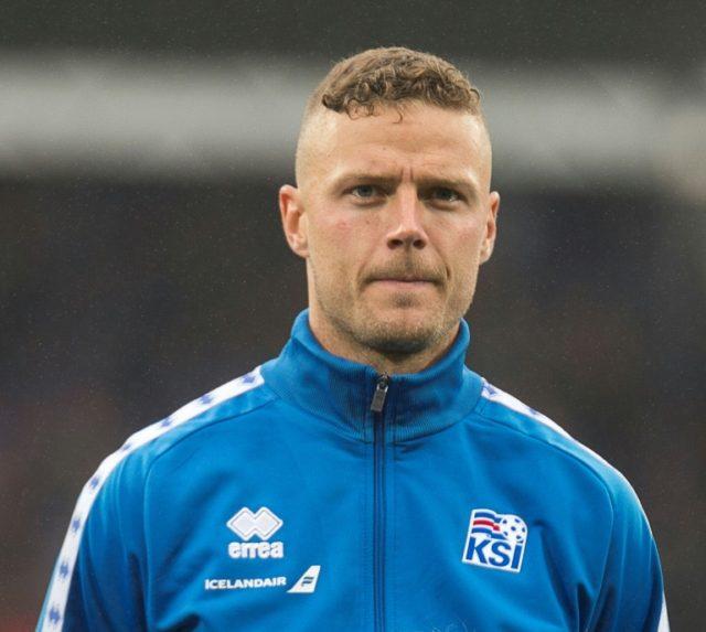 Iceland defender Ragnar Sigurdsson