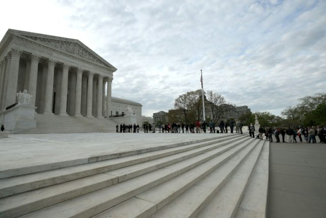 The US Supreme Court approved the practice by the state of Ohio of purging infrequent voters
