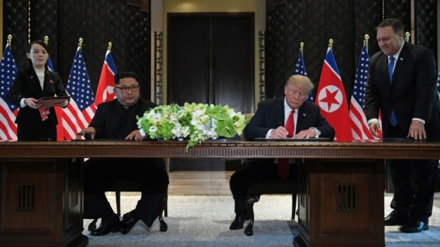 We've heard this before: analysts on N. Korea-US statement