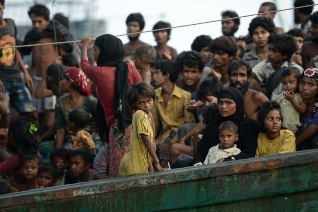 Myanmar bristles when Rohingya are referred to by name in the media as it does not recognise the stateless minority