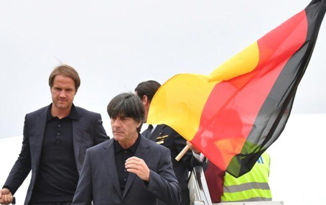 Germany land at World Cup, Belgium downplay Hazard scare