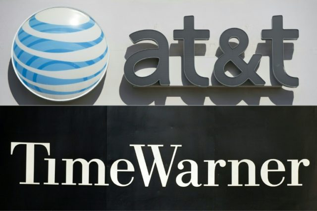 AT&T and TimeWarner are seeking to merger but face a closely watched anti-trust challenge