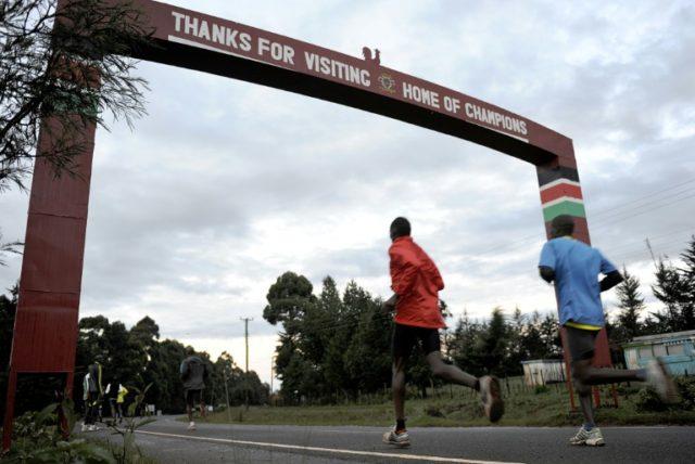 Britain's anti-doping agency is in Nairobi to start training Anti-Doping Agency of Kenya staff