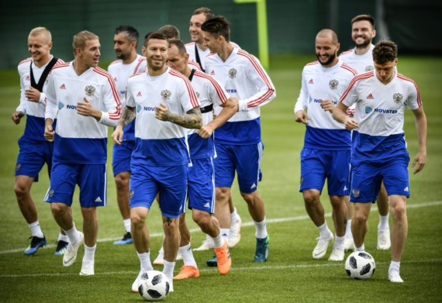 Russia will try to defy low expectations after a miserable run of form ahead of the World Cup