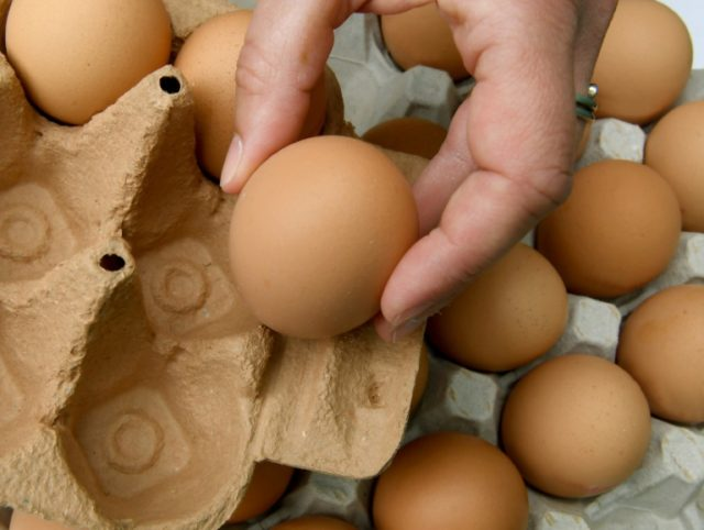 Tainted eggs were discovered in routine testing at a packing centre in the Lower Saxony town of Vechta