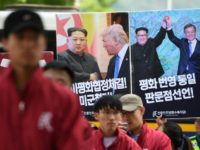 South Korean President Moon Jae-in helped arrange the summit between Donald Trump and Kim Jong Un