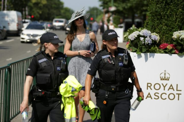 Breathalysers and sniffer dogs to root out those carrying illegal substances are to be introduced at the glamorous Royal Ascot race carnival next week as measures to prevent a repeat of ugly brawls at racecourses in May