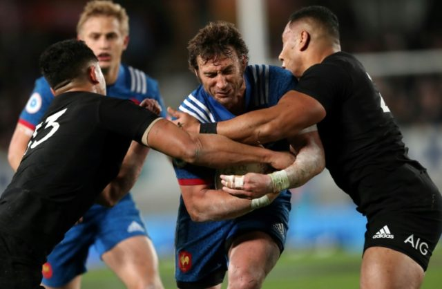 New Zealand are keeping the line up that thrashed France last week for Saturday's Test