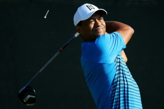 Tiger Woods will put his fused spine and gradually improving game to the test at the 118th US Open