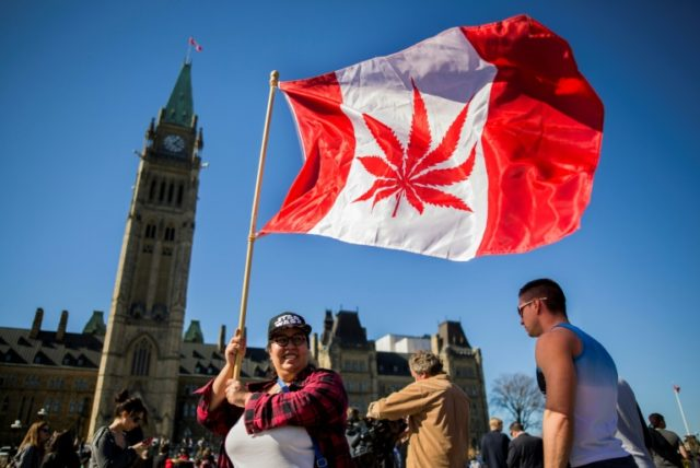 Canada's parliament is debating the government's bill to legalize the recreational use of marijuana
