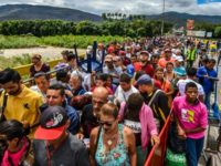 Over one million migrate from Venezuela to Colombia in 16 months
