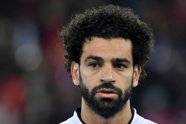 Mohamed Salah is racing to be fit for the World Cup