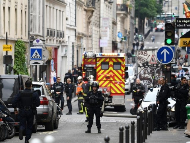Paris hostage-taker moved to psychiatric hospital
