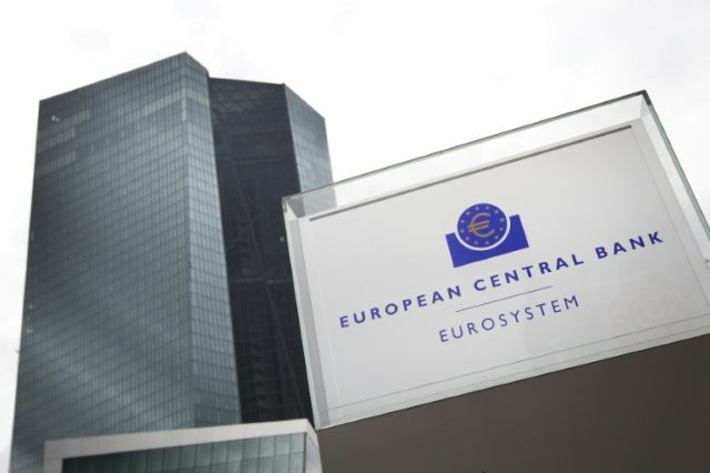 The ECB slashed its eurozone growth forecast, blaming threats of rising protectionism and global trade tensions.