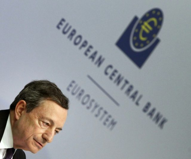 If all goes according to plan, the ECB will exit mass bond purchases by year-end