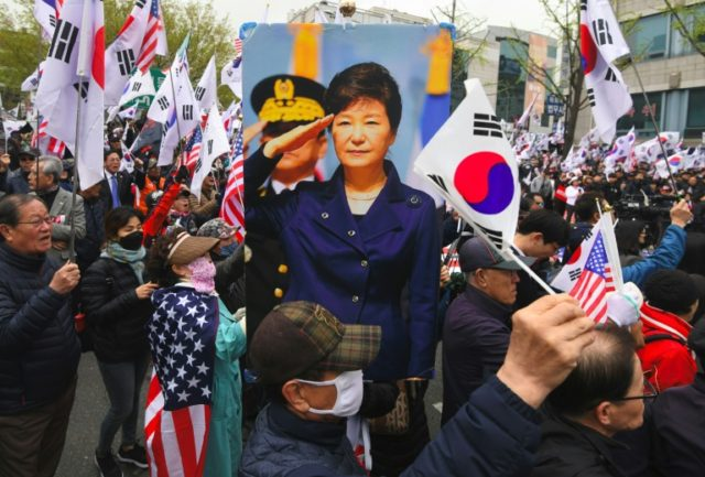 South Korea's disgraced ex-president Park Geun-hye is serving 24 years in jail and has been fined millions of dollars for bribery and abuse of power in a massive corruption case