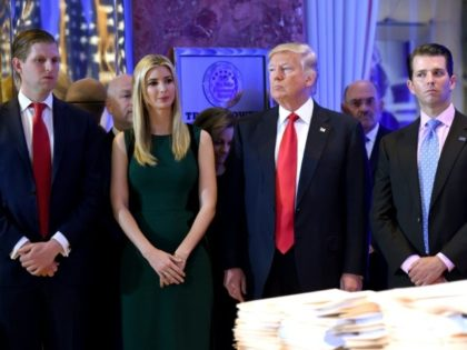 Trump sued for 'illegal conduct' at family foundation