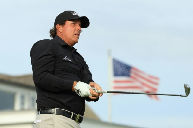 Phil Mickelson is vying to become just the sixth man to claim the career Grand Slam, the US Open the only major missing from his resume