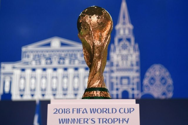 Germany will be aiming to retain the World Cup trophy in Russia