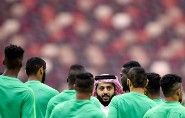 World Cup 2026: Minnows Saudi Arabia push to be football power player