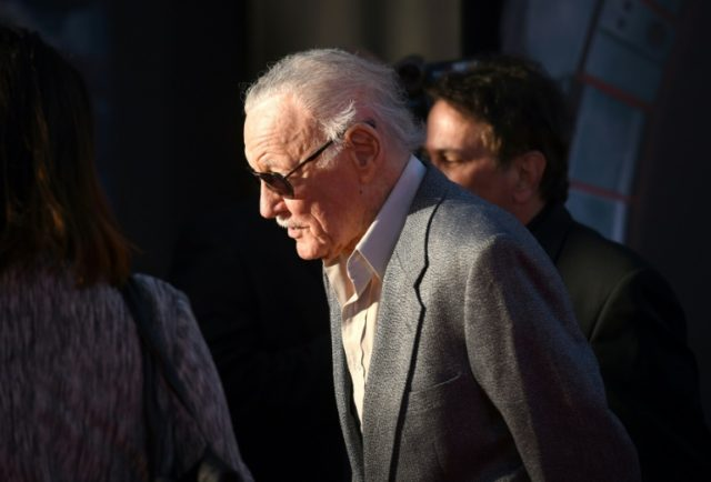 A temporary restraining order has been issued against a man who has been taking care of 95-year-old Marvel Comics legend Stan Lee