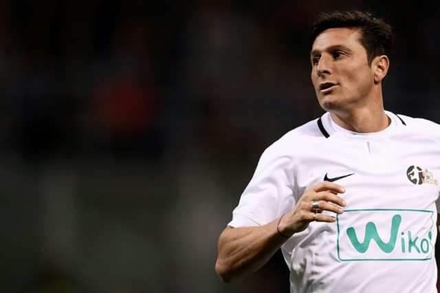 Former Argentine player Javier Zanetti wants the World Cup to return to Argentina