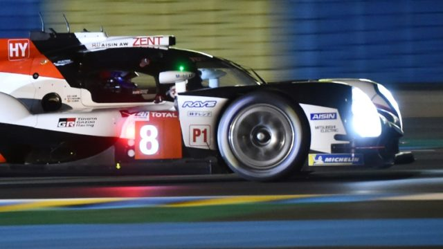 Fernando Alonso's appearance at Le Mans, where he drove in qualifying on Wednesday, has been a boost for the race.