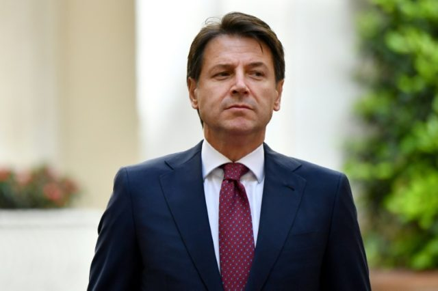 "Donald Trump may have a new ally in Italy's novice Prime Minister Giuseppe Conte, whom the US president praised as ""very strong"" on immigration"