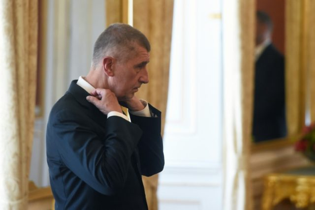 Czech PM Andrej Babis secured a coalition deal with the Social Democrats