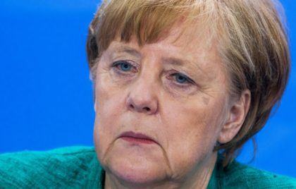 German Chancellor Angela Merkel has faced a backlash for allowing in more than one million people fleeing war and misery in Syria, Iraq and elsewhere since 2015