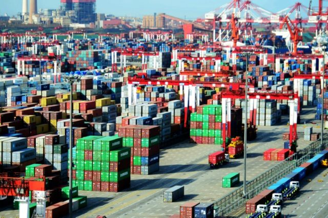 Beijing has warned that new US tariffs on its products 'threaten China's economic interests and security'