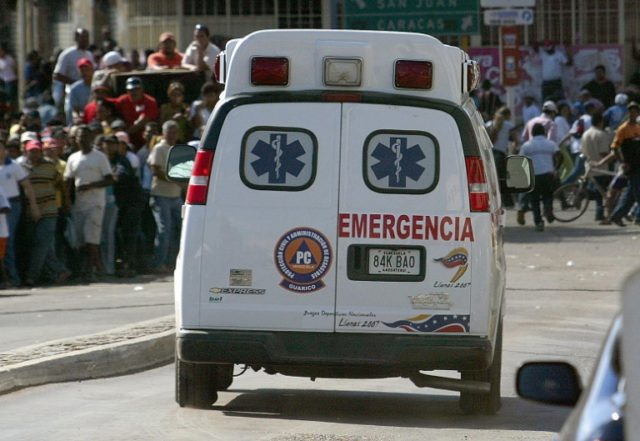 17 dead in Caracas club stampede sparked by tear gas: official
