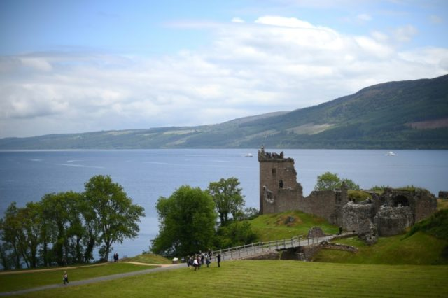 More than 1,000 people claim to have seen the Luch Ness Monster