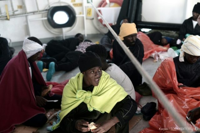 Italy bans more migrant rescue boats