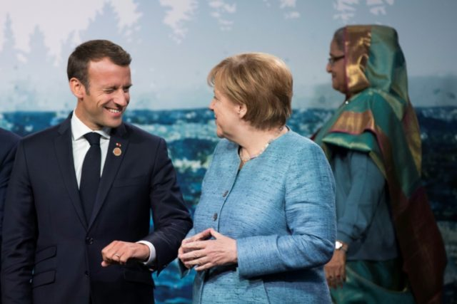 Paris and Berlin are racing to bridge the gap between Macron's vision of grand EU reforms and Merkel's more prudent approach