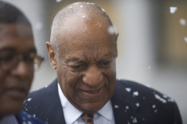 Bill Cosby's conviction ended the career of a once towering figure in late 20th century American popular culture, the first black actor to grace primetime US television, hitting the big time after growing up as the son of a maid
