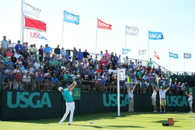 """USGA chief executive Mike Davis admitted organizers' zeal to make the US Open the """"ultimate"""" test in golf backfired as higher than expected winds dried out the sloping greens at Shinnecock Hills"""
