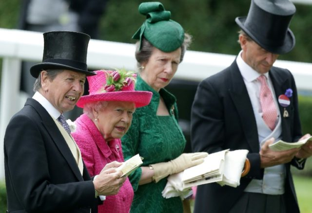 Britain's Queen Elizabeth II enjoyed a memorable success with Estimate in the Ascot Gold Cup in 2013 the most historic race of Royal Ascot week and brought a grin of delight to her face