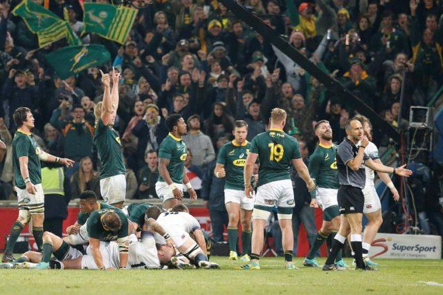 Springboks' Test series triumph overshadows World Cup