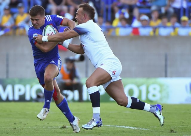 Teenager Jordan Joseph inspired France to a 23-14 victory over England on Sunday to claim a maiden World Rugby under-20 Championship title