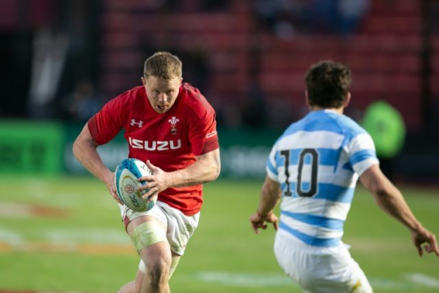 Josh Adams was one of the Wales try scorers in a victory in Argentina that concluded a succesful summer tour.