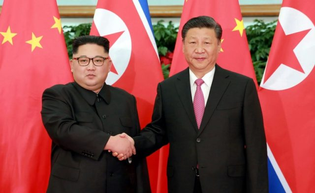China retains a strong influence in North Korea