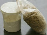 "Captagon, whose trade has flourished in the chaos of the Syrian war, is an amphetamine-type stimulant often referred to as the ""jihadist"" drug"