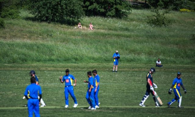 Cricket was barely seen in Sweden 10 years ago but it has exploded recently thanks to Afghan and Pakistani migrants