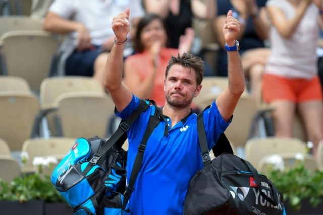 Stan Wawrinka was back in the groove at Queen's after his injury woes