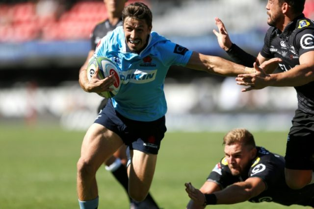 The 24-year-old NSW Waratahs scrum-half is yet to earn his first Test cap after an initial squad call-up a year ago