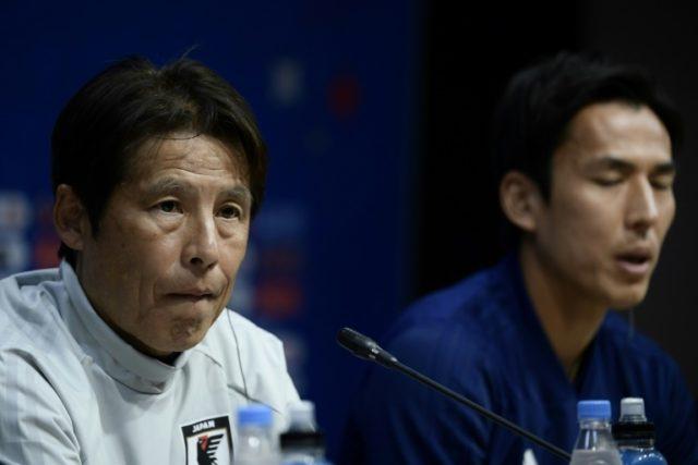 Not enough shut eye: Japan's footballers had a disturbed night